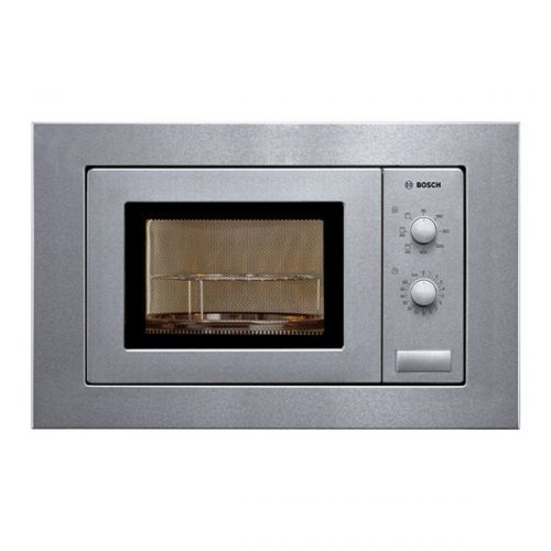 Built-in microwave with grill BOSCH HMT72G650 18 L 800W Roestvrij staal