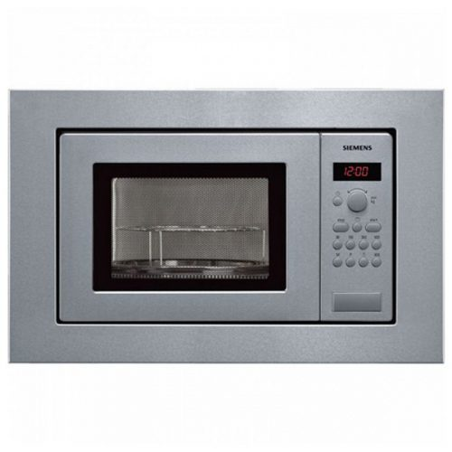 Built-in microwave Siemens AG HF15G561 18 L 800W Roestvrij staal