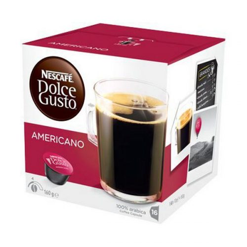 Koffiecapsules Nescafé Dolce Gusto 43352 (16 uds) Americano