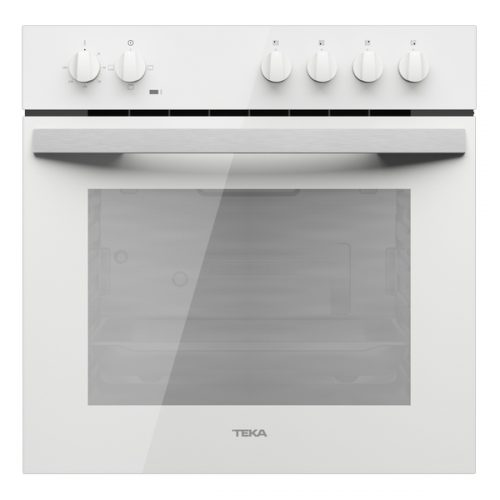 Conventionele Oven Teka HBE490MEWH 72 L 2593W A Wit