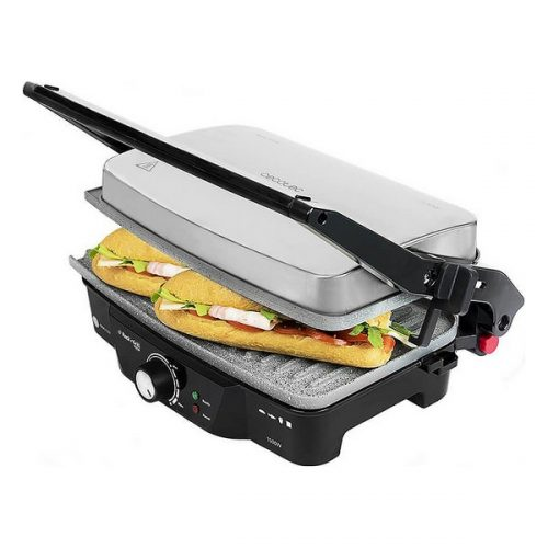 Contactgrillstand Cecotec Rock'n Grill 1500W Roestvrij staal