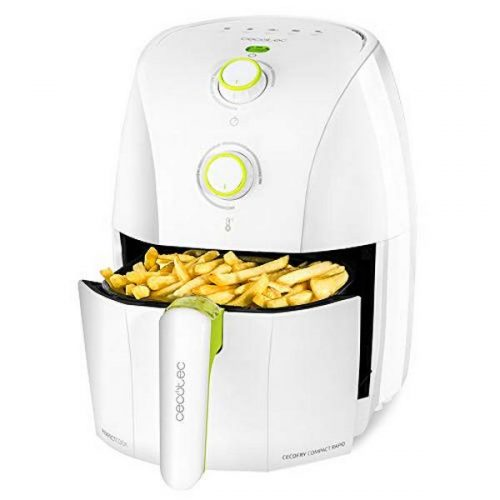 Friteuse zonder Olie Cecotec Cecofry Compact Rapid (1