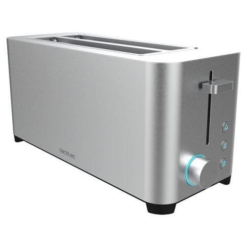 Broodrooster Cecotec YummyToast Extra Double 1400W Grijs