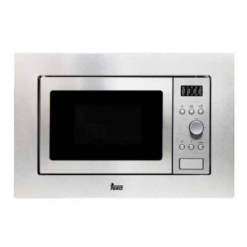 Built-in microwave with grill Teka MWE204FI 20 L 800W Roestvrij staal