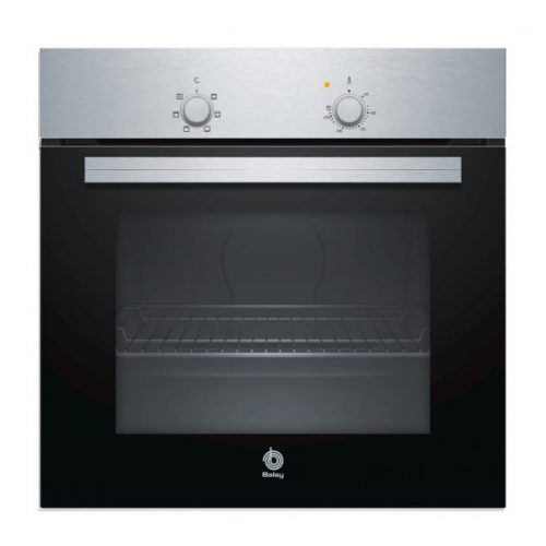Conventionele Oven Balay 3HB1000X0 71 L 2850W Roestvrij staal Zwart